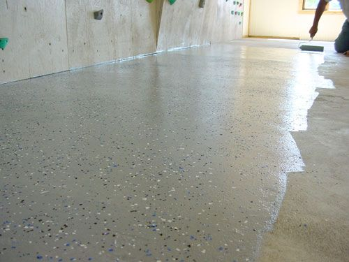 epoxy flooring in Maryland