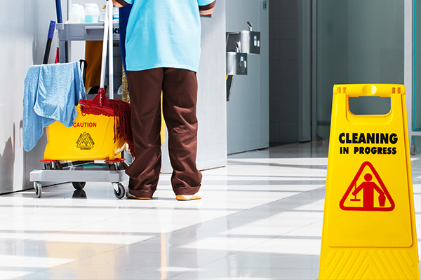 Janitorial services in Hamilton, ON